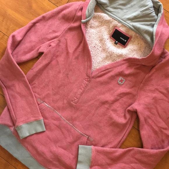 Hurley Tops - Hurley Hooded Sweatshirt